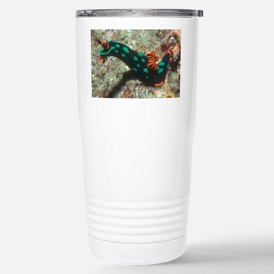 Sea slug - Stainless Steel Travel Mug