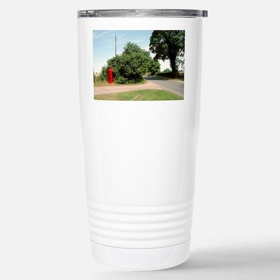 Telephone box - Stainless Steel Travel Mug