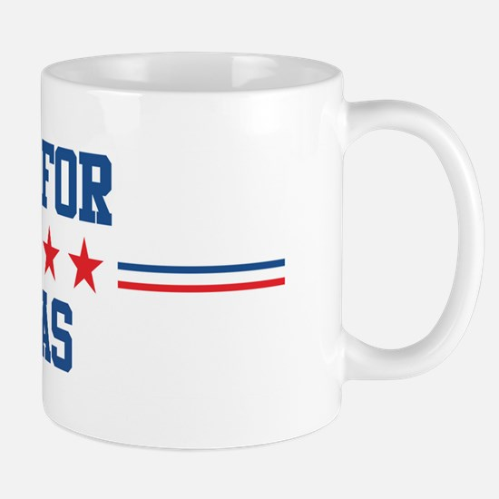 Vote for ISAIAS Mug