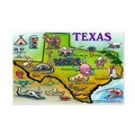 Texas Mini Poster Print