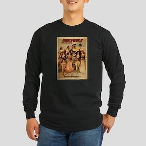 vaudeville Long Sleeve Dark T-Shirt