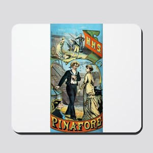 gilbert and sullivan Mousepad
