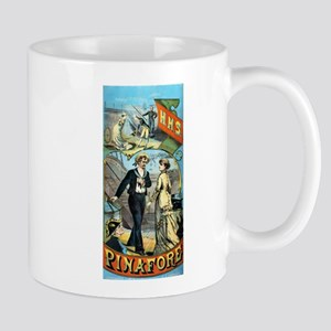 gilbert and sullivan Mug