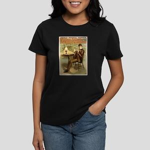sherlock holmes Women's Dark T-Shirt