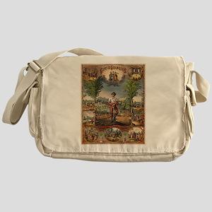agriculture Messenger Bag