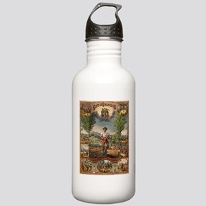 agriculture Stainless Water Bottle 1.0L
