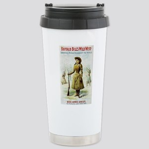 buffalo bill Stainless Steel Travel Mug