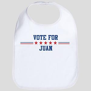 Vote for JUAN Bib