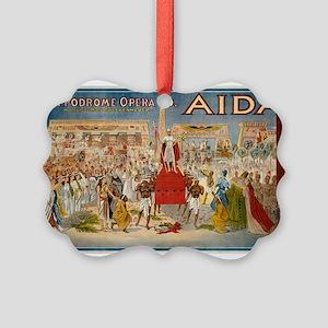 aida Picture Ornament