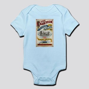 farmer Infant Bodysuit