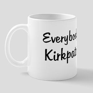 Kirkpatrick Girl Mug