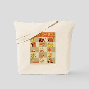 store ad Tote Bag