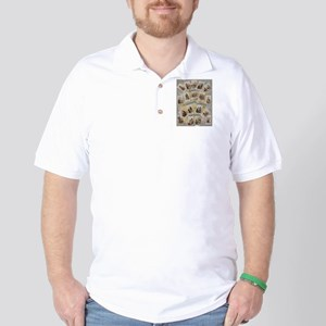 singer Golf Shirt