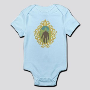 Bigfoot Vintage Infant Bodysuit