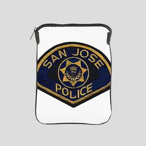 San Jose Police patch iPad Sleeve