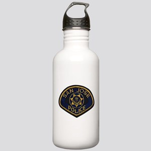 San Jose Police patch Stainless Water Bottle 1.0L
