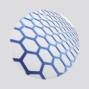 Graphene - Round Ornament