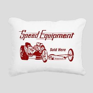 Speed Equipment sold here-4 Rectangular Canvas