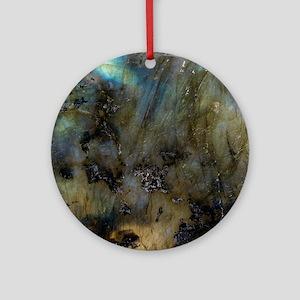 Labradorite - Round Ornament