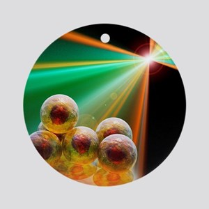 Stem cell research, conceptual artwork - Round Orn