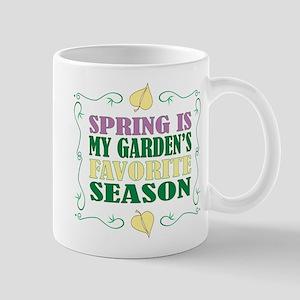 Spring Garden Season Mug