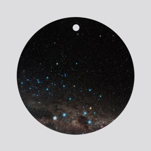 Centaurus constellation - Round Ornament