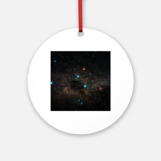 Crux constellation - Round Ornament