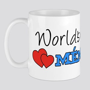 World's Greatest Memere Mug