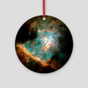 Orion nebula - Round Ornament