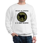 342nd A. G. Company (Postal) Sweatshirt