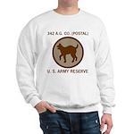 342nd A. G. Company Sweatshirt - Subdued