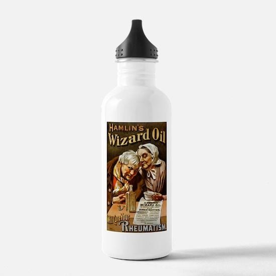 snake oil Water Bottle