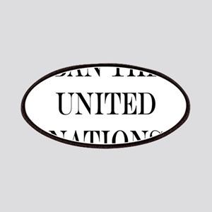 Ban the United Nations Patches