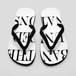 Ban the United Nations Flip Flops