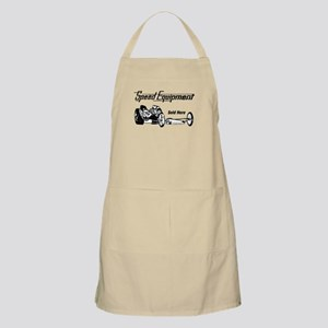Speed Equipment sold here-1 Apron