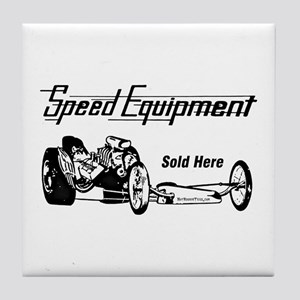 Speed Equipment sold here-1 Tile Coaster