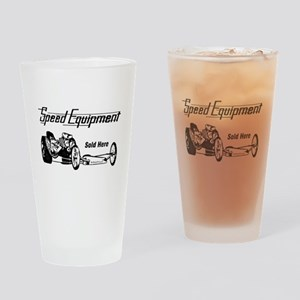 Speed Equipment sold here-1 Drinking Glass