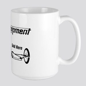 Speed Equipment sold here-1 Large Mug