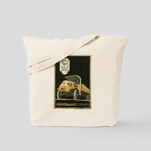 mack truck Tote Bag
