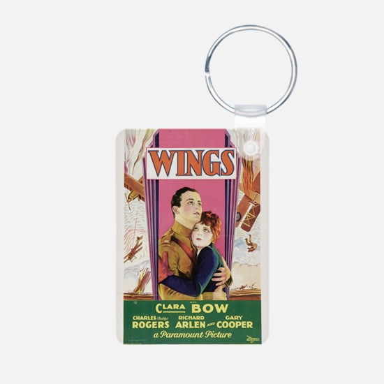 wildness of yourh Keychains