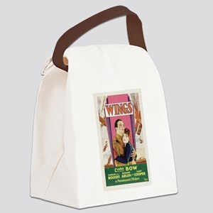 wildness of yourh Canvas Lunch Bag