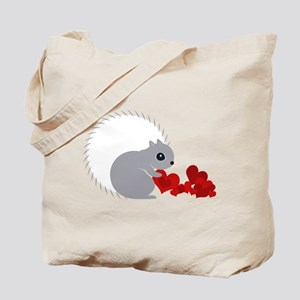 Heart Collector Tote Bag