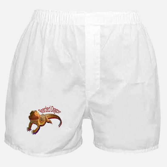 Bearded Dragon III Boxer Shorts