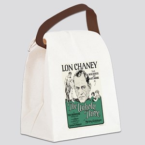 the unholy three Canvas Lunch Bag