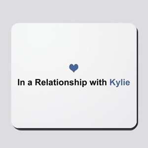Kylie Relationship Mousepad
