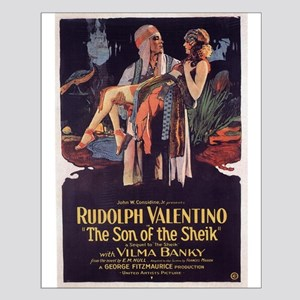 the son of the sheik Small Poster