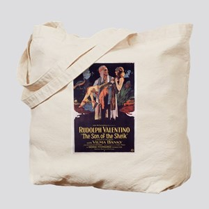 the son of the sheik Tote Bag