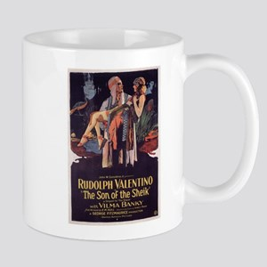 the son of the sheik Mug