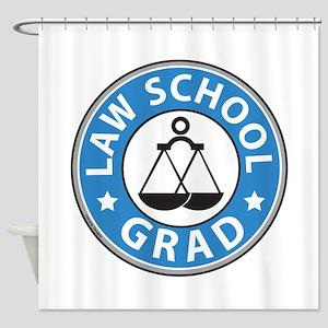 Law School Grad Shower Curtain