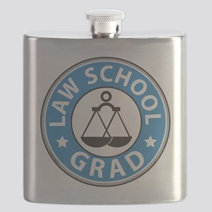 Law School Grad Flask